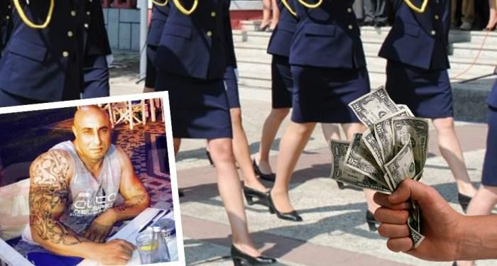 """Câţi bani """"decartează"""" psiholoaga de la Rahova, ca să o ierte şefii că s-a măritat cu un mafiot! Document exclusiv"""