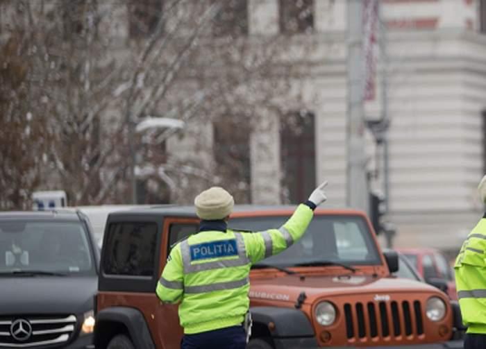 Şofer bucureştean, prins de poliţişti cu droguri în valoare de 150.000 de euro, în portbagaj şi portiere