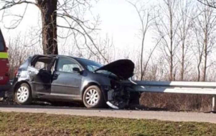 Accident grav în Bihor! Un tânăr de 17 ani a murit. Şoferul era beat şi drogat