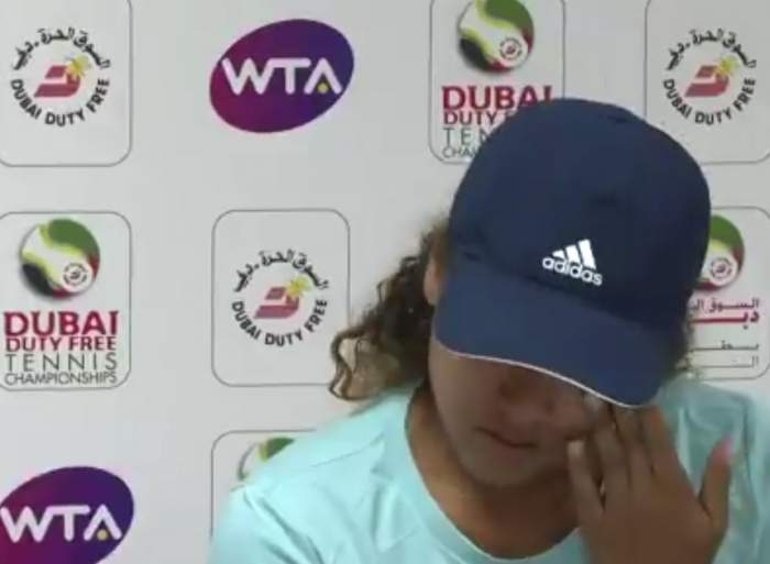 """VIDEO / Liderul WTA, conferinţă de presă în lacrimi! Naomi Osaka: """"Nu cred că am înţeles bine în ce poziţie mă aflu! Am impresia că lumea se holbează la mine"""""""