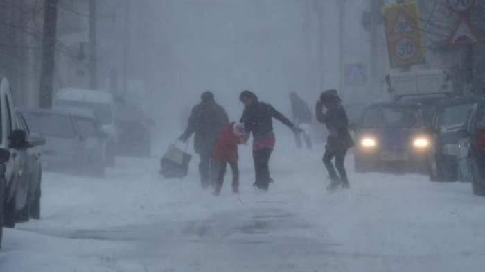 Prognoză meteo 22 februarie. Vremea în București, Brașov sau Constanța. Temperaturi de până la -20 grade