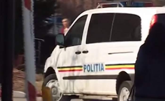 VIDEO / Un tânăr şi-a bătut soţia şi socrul în fața unui bloc din Târgu-Jiu! Au ajuns la spital, răniţi