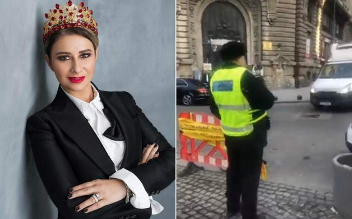 Reacţia Poliţiei Municipiului Bucureşti, după ce Anamaria Prodan a acuzat un poliţist că a jignit-o