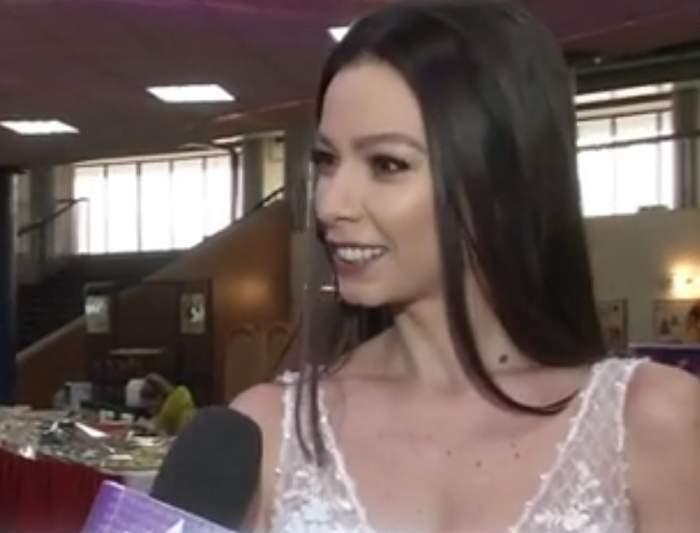 """VIDEO / Iuliana Luciu a îmbrăcat rochia de mireasă: """"Uite ce ai pierdut!"""""""