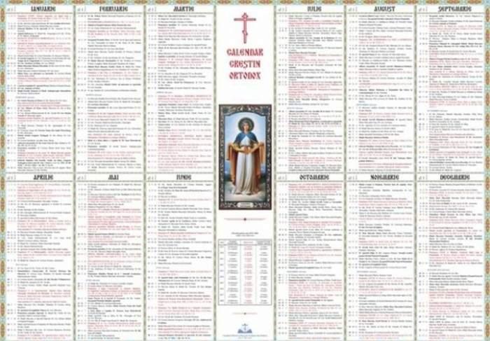 Calendar ortodox, duminică, 24 februarie! Sărbătoare mare, de Dragobete