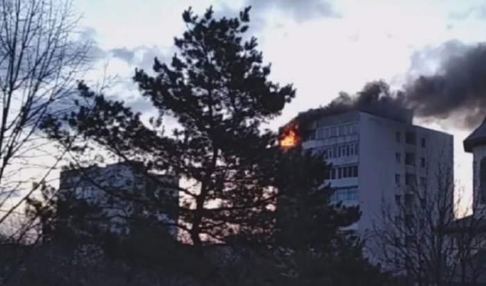 FOTO / Tragedie în Buzău! O tânără de numai 22 de ani a pierit într-un incendiu devastator