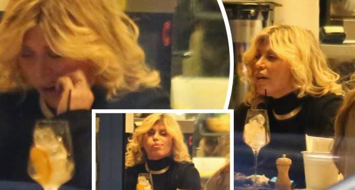 VIDEO PAPARAZZI / Loredana Groza are probleme cu bunele maniere! Comportament de toată jena, în compania unui bărbat