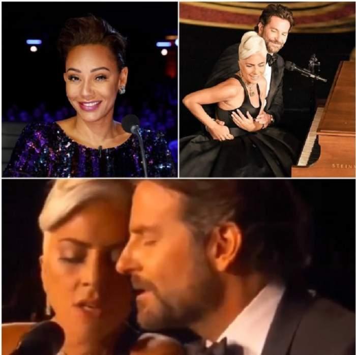 """""""A fost atât de inconfortabil pentru iubita lui Bradley Cooper!"""", Mel. B, mesaj tăios către Lady Gaga"""