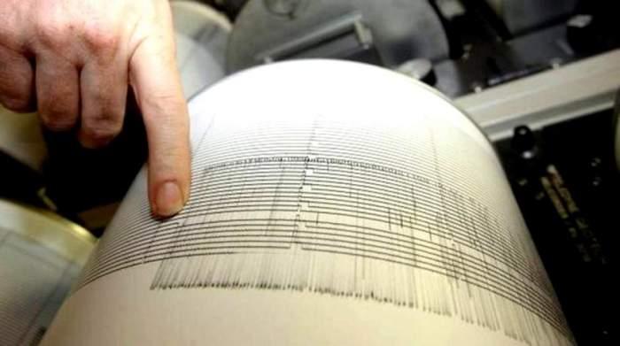 UPDATE / Două cutremure în judeţul Vrancea, marţi dimineaţă