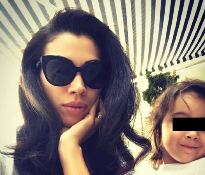 Raluca, soţia lui Pepe, schimbare de look! A renunţat la părul lung