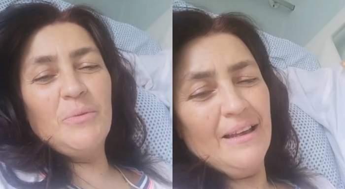 Primul mesaj transmis de Rona Hartner, după operaţia de 6 ore