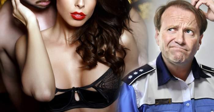 EXCLUSIV / Decizie incredibilă în dosarul şefului din poliţie şantajat de amantă! Ofiţerul a rămas mască