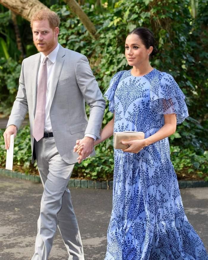 Decizie şoc la Casa Regală britanică! Unde a ales Meghan să nască te lasă mut de uimire