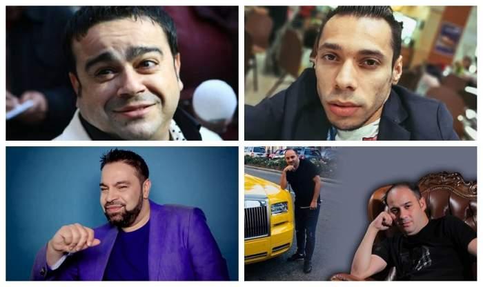FOTO / Ei sunt cei mai scunzi maneliști! Te-ai întrebat pe ce loc se clasează Adrian Minune?
