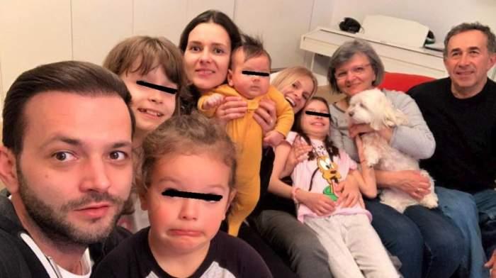 Emoţii de nedescris pentru Mihai Morar. Sora lui s-a întors în România după 13 ani