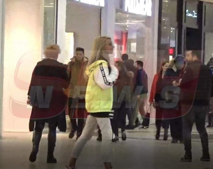 VIDEO PAPARAZZI / Crina Abrudan e pusă pe cheltuit bani! Ce a făcut vedeta imediat după ce s-a întors din vacanţa petrecută în Dubai