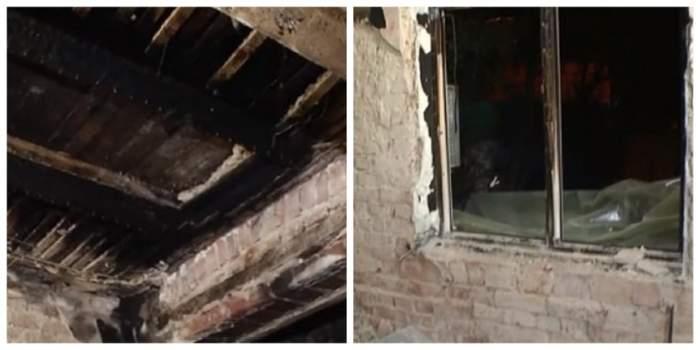 VIDEO / Casa unui cunoscut artist de la noi a ars din temelii! A pierdut două suflete dragi, în urmă cu puţin timp