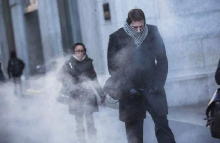 Temperaturile scad drastic! Meteorologii anunţă că iarna îşi intră din nou în rol