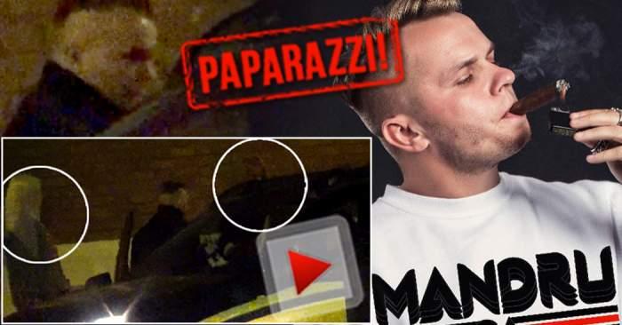 """VIDEO PAPARAZZI / """"Consumatorul de suflete"""" nu şi-a pierdut farmecul! Codin Maticiuc a făcut ravagii într-un club de fiţe"""