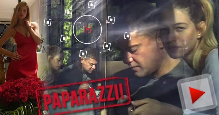 VIDEO PAPARAZZI / Aşa se impresionează o femeie! Gestul pe care Cristian Boureanu l-a făcut de 1 Martie pentru iubita lui