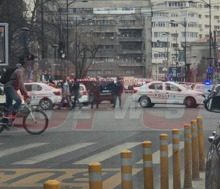 FOTO / Alertă în Capitală! Un hotel de lux, sub amenințare cu bombă