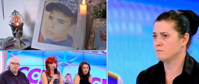 O mamă are sufletul făcut bucăți! Fiul de 13 ani, ucis pe trecerea de pietoni de un șofer beat