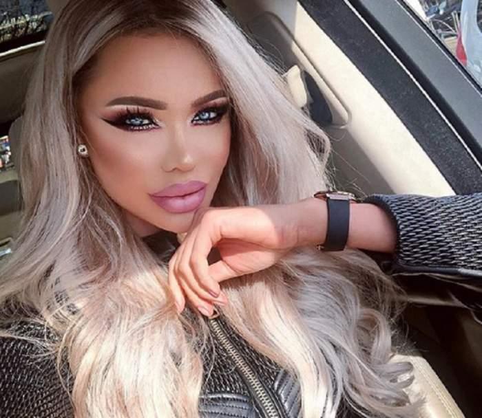 Bianca Drăgușanu a încins imaginația bărbaților, într-o pereche de colanți mulați. Vedeta, mândră de formele ei. FOTO