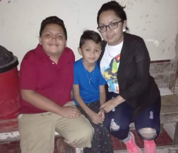 Drama pe care 3 copii o vor purta pe umeri o viață întreagă! Mama acestora a murit în fața lor, strivită de o piatră