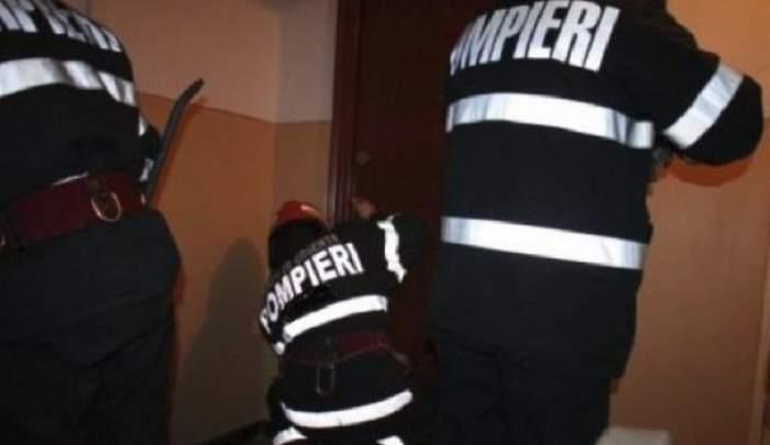 Incendiu într-un apartament din Capitală! O femeie a fost găsită moartă