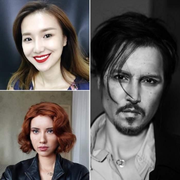 Cel mai dorit make-up artist din lume te poate transforma în cine vrei. Imaginile te vor surprinde / FOTO