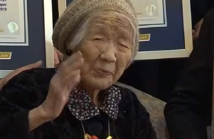 Secretul longevității celei mai vârstnice femei din lume! A ajuns la 116 ani consumând două alimente banale