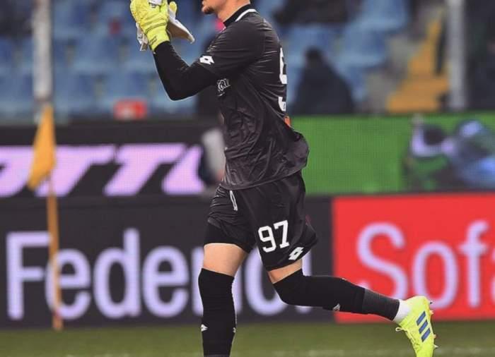 El este top modelul de la Naţională. Cine este cel mai râvnit fotbalist român al momentului!