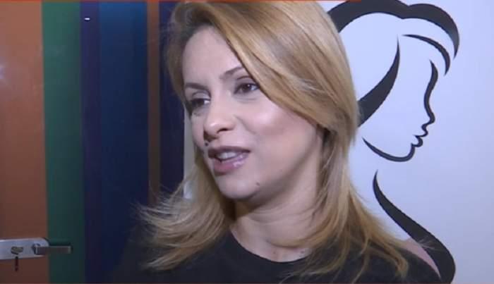 """Simona Gherghe, interviu înainte de plecarea de la """"Acces Direct"""" pentru a naşte! Când va veni pe lume băieţelul. VIDEO"""