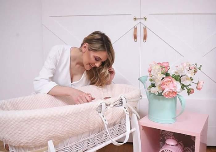 """Andreea Ibacka, interviu sincer după ce a născut: """"Am avut nişte dureri groaznice"""""""
