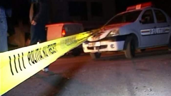 Accident serios în București! O mașină cu valori s-a ciocnit cu un alt autoturism