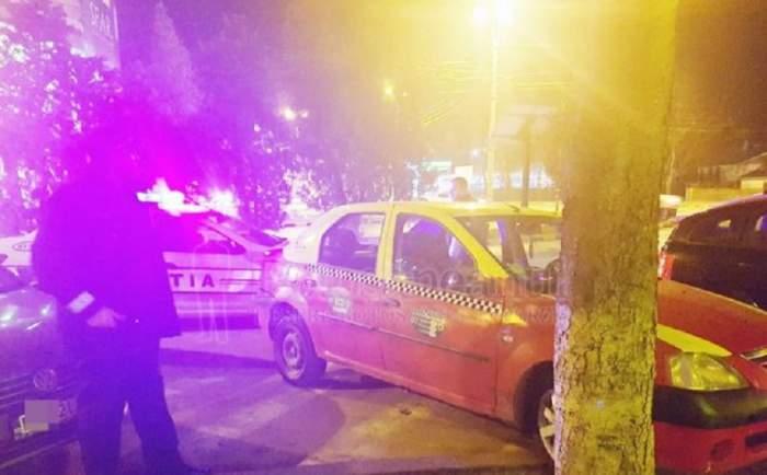 Taximetrist bătut în Botoşani! Agresorii i-au furat maşina