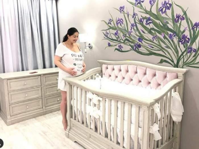 """Gabriela Cristea așteaptă să aducă pe lume cel de-al doilea copil: """"Au început emoțiile acelea mari"""""""