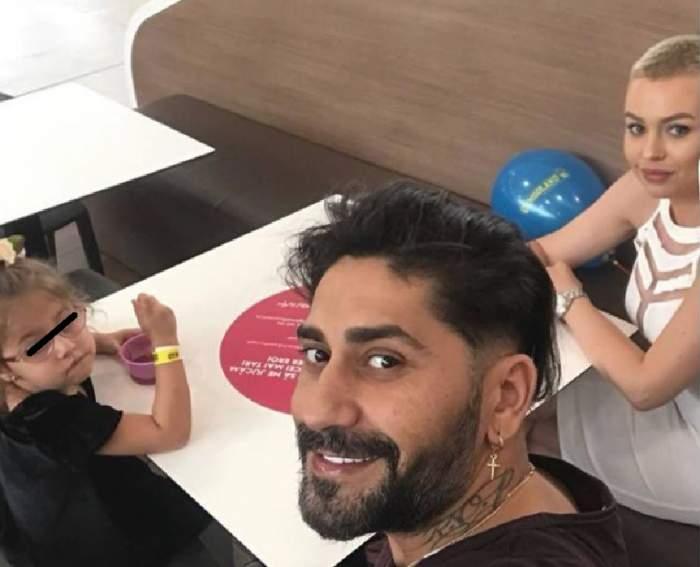 VIDEO EXCLUSIV! Misha, Connect-r şi fiica lor, vacanţă în trei! Au ales o destinaţie de vis