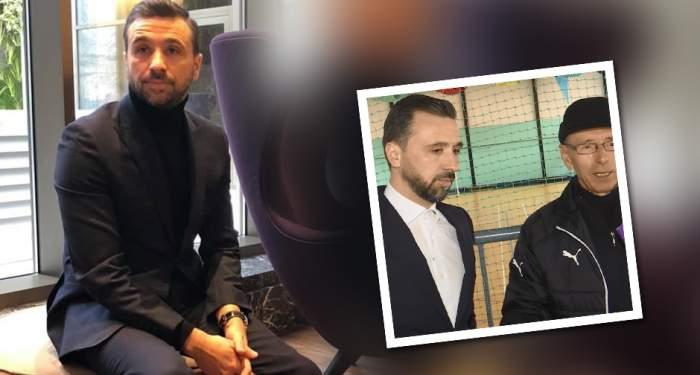 Lucian Sănmărtean, mesaj emoţionant către tatăl său! I-a îndeplinit cea mai mare dorinţă!
