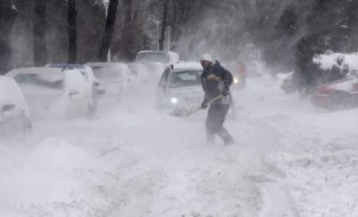 """""""Iarna revine cu viscol și zăpadă!"""" Avertismentul care pune România pe jar"""
