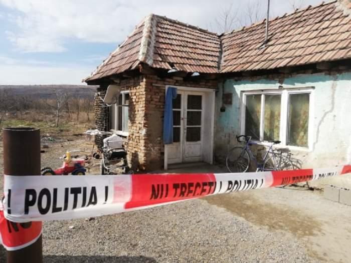 O femeie din Alba şi-a ucis soţul, cu care era căsătorită de la 13 ani. Şase copii au rămas fără tată