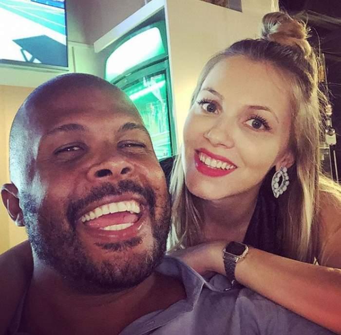 Nu curge cu lapte și miere în relația lui Cabral cu Andreea Ibacka. ''Nu suntem buni de dat exemplu''