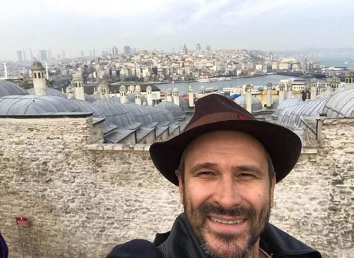 Nicolai Tand, vacanță alături de familie într-un loc inedit. ''E prima oară când ajung în orașul acesta''