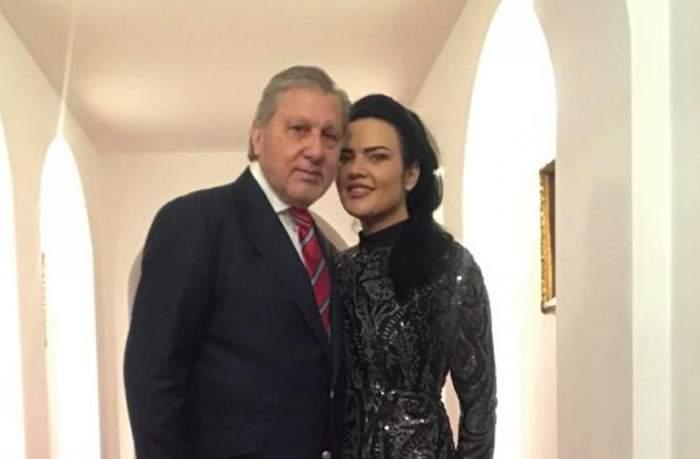 Ilie Năstase s-a căsătorit în secret? Fostul tenismen a fost surprins cu verigheta pe deget
