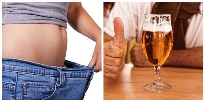 Dieta ciudată cu bere. Chiar te ajută să slăbești. După o lună, dai jos 5 kilograme!