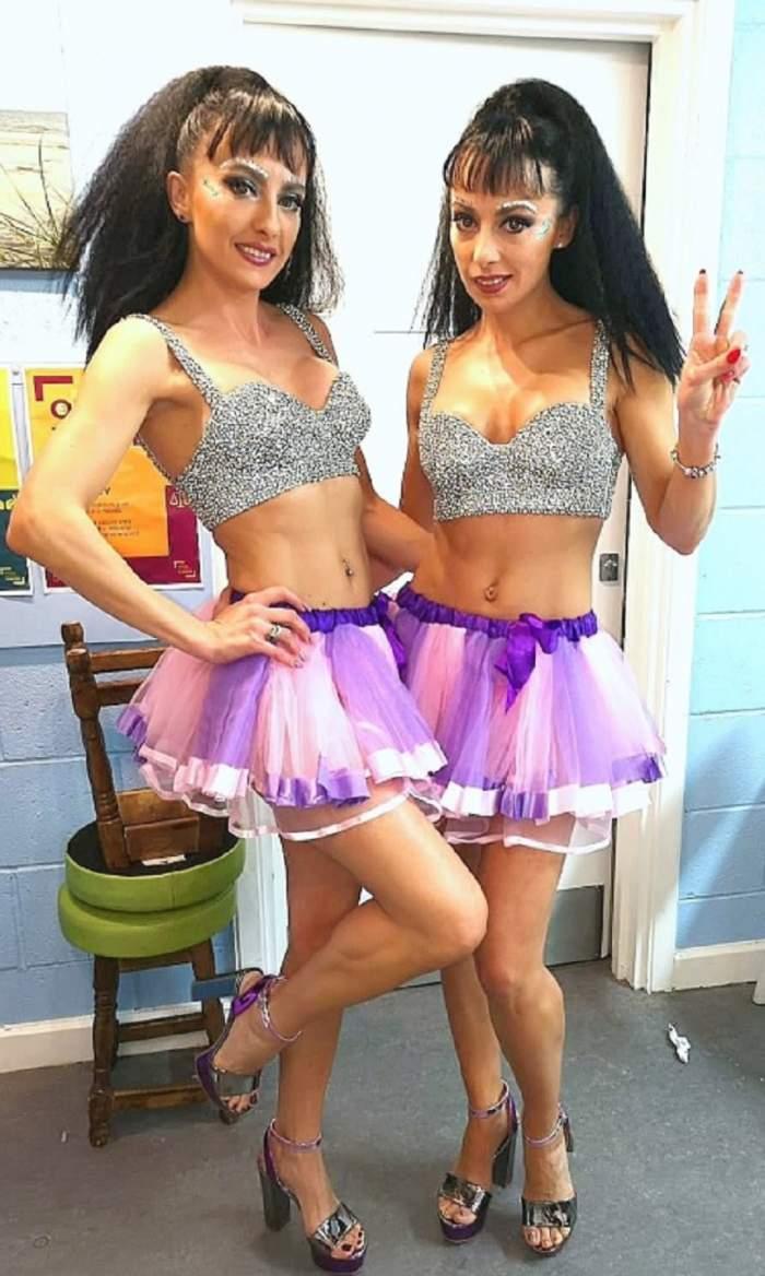 Le mai ţii minte pe fetele de la Cheeky Girls? Cum au ajuns gemenele să sufere de anorexie şi depresie / VIDEO