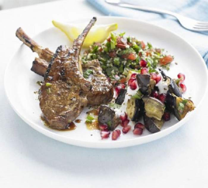 REŢETE de primăvară: Salată arăbească Tabbouleh