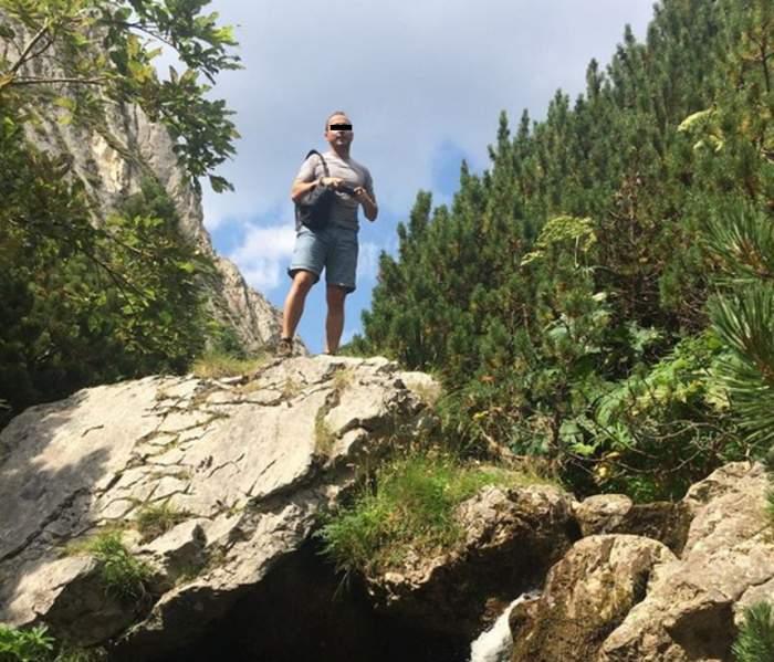 Tânăr găsit mort în munții Bucegi. Laurențiu avea în buzunar un bon de taxi și un trandafir