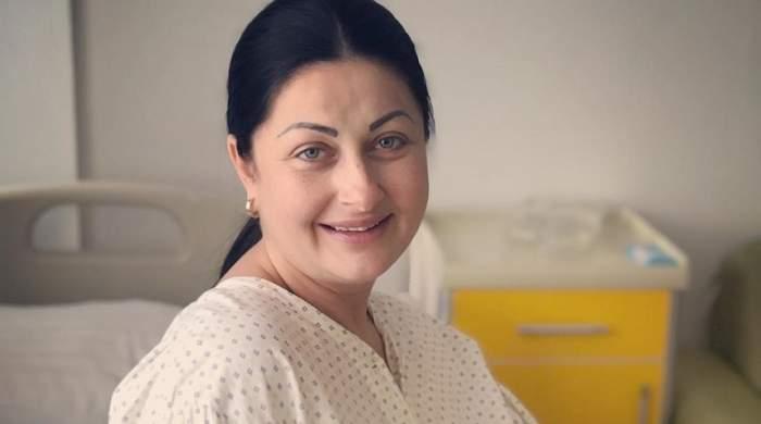 Acum s-a aflat! Ce planuri își face proaspăta mămică Gabriela Cristea, de pe patul de spital