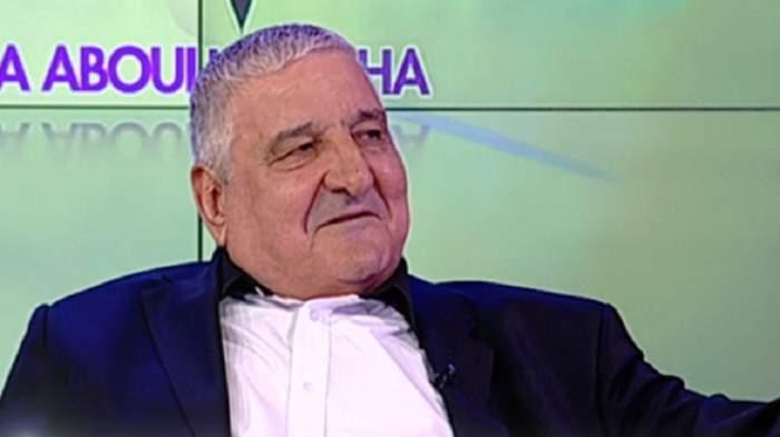 """Rică Răducanu este de luni întregi pe mâna medicilor: """"La plămâni m-a prins"""". VIDEO"""